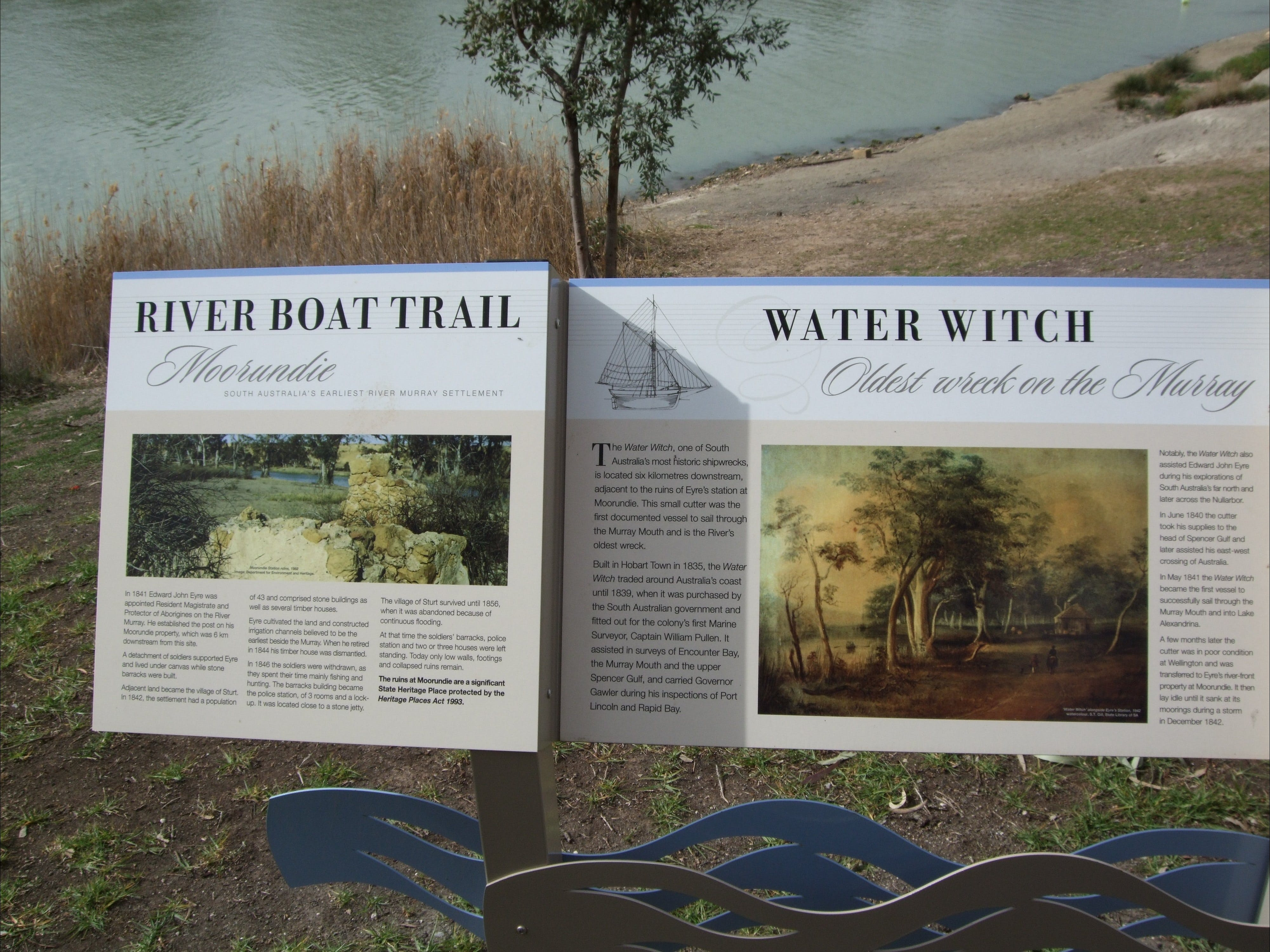 River Boat Trail - eAccommodation