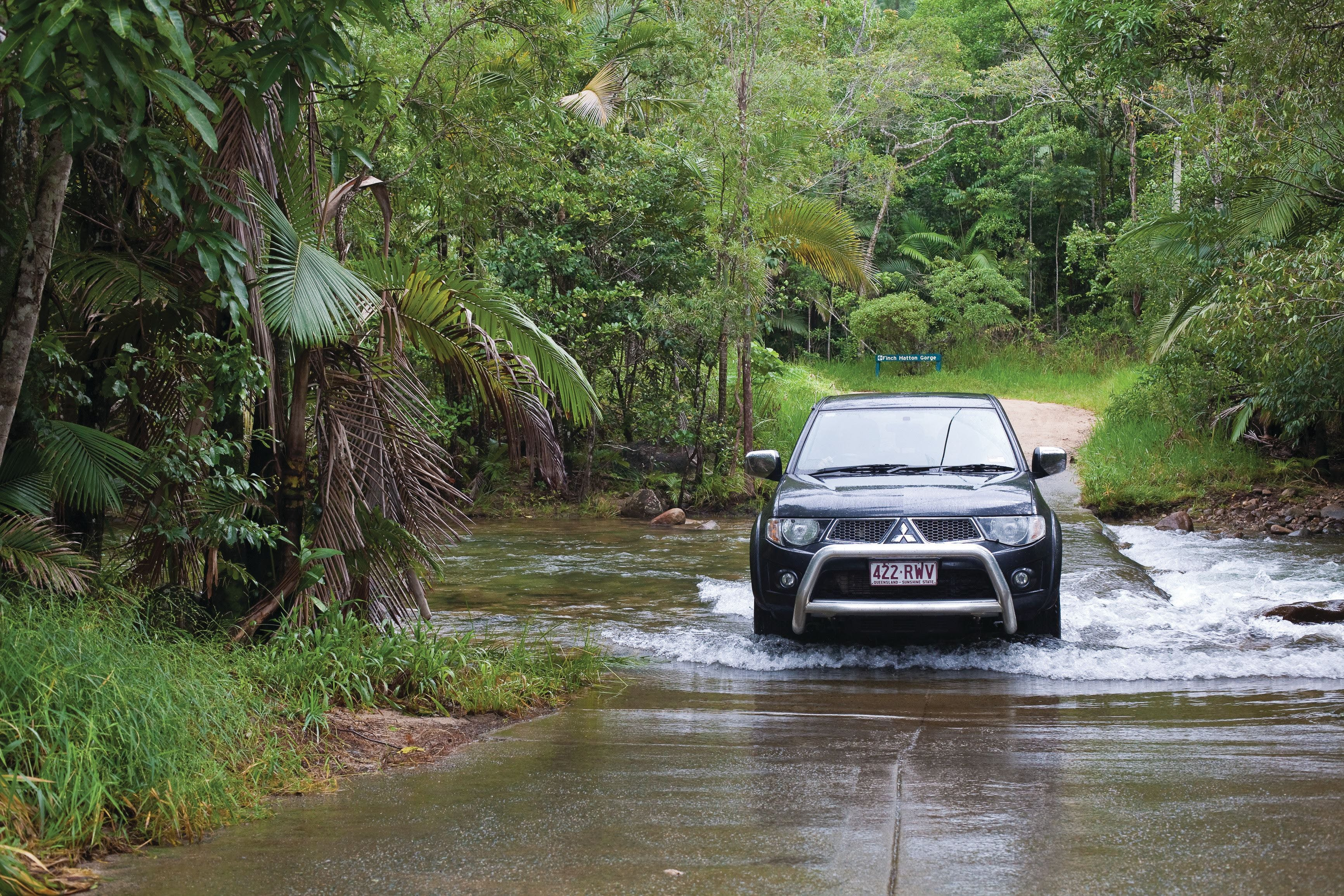 The Pioneer Valley and Eungella National Park - eAccommodation