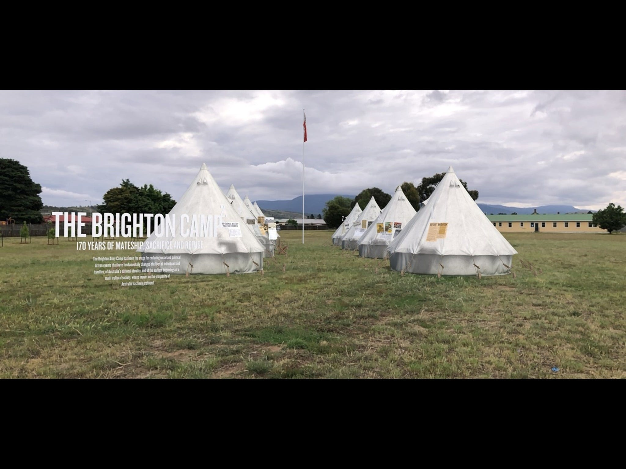 Brighton Army Camp - eAccommodation