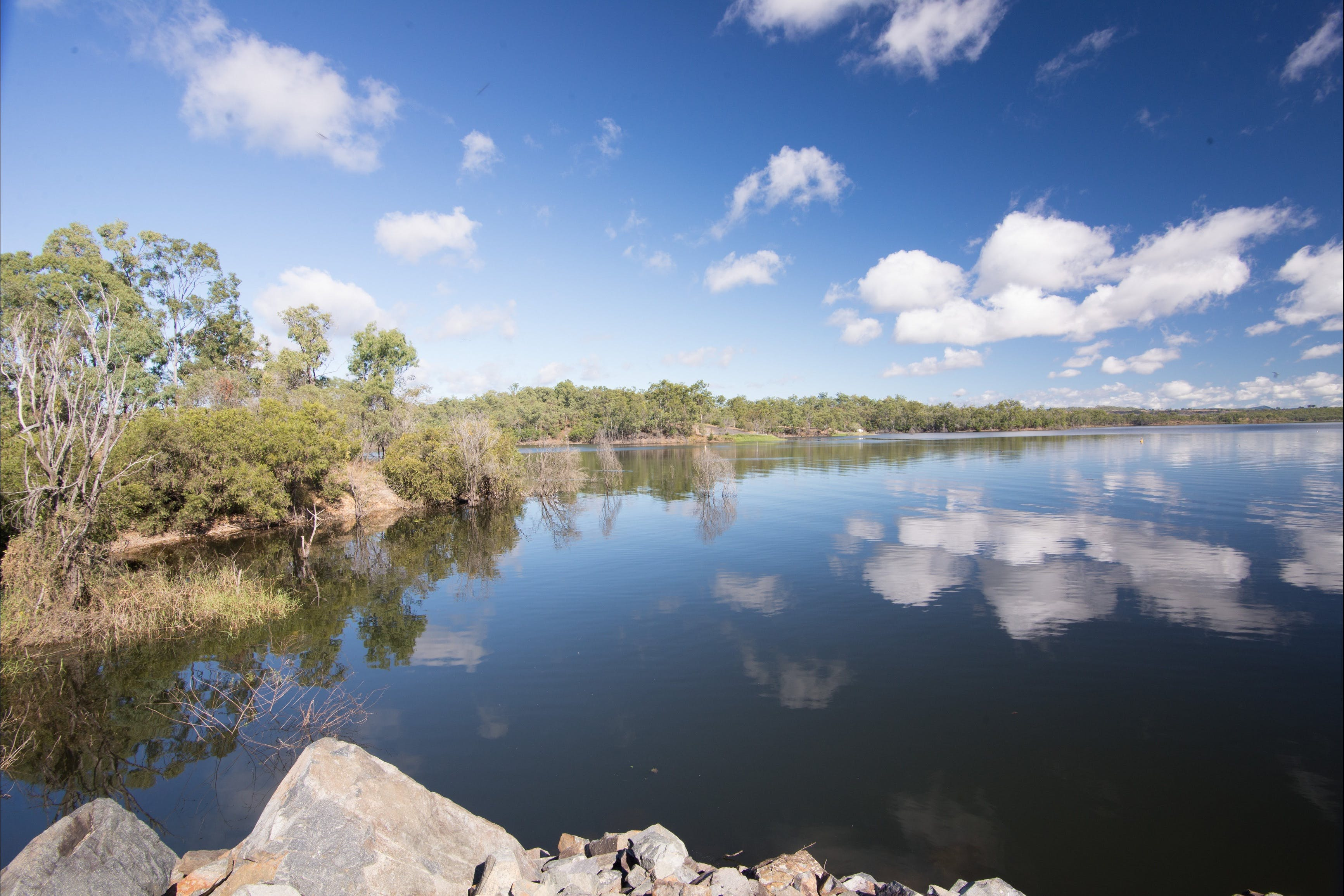 Bundaberg North Burnett Region Dams - eAccommodation