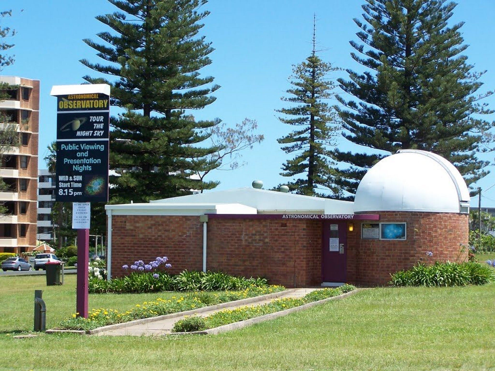 Port Macquarie Astronomical Observatory - eAccommodation