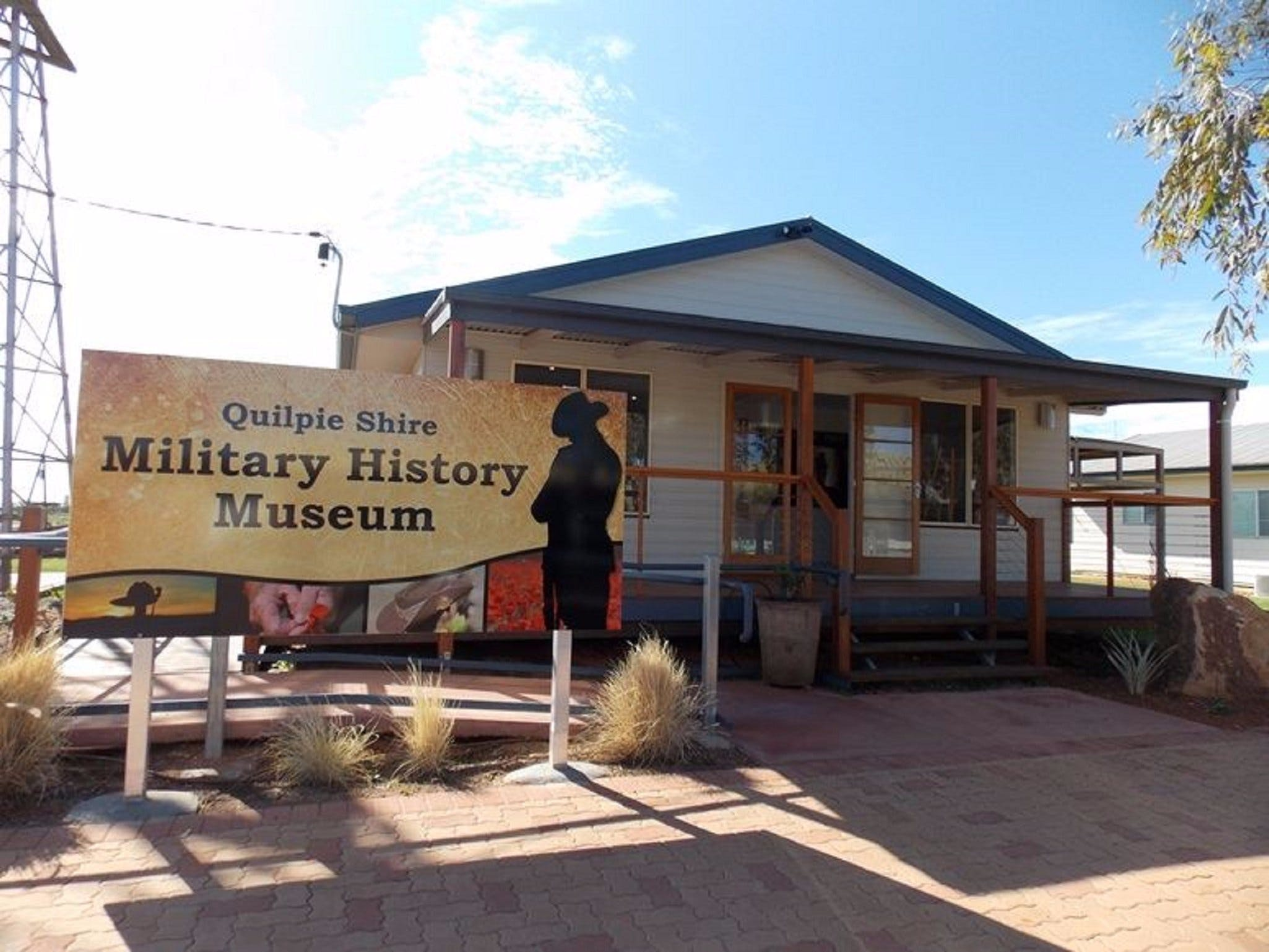 Quilpie Shire Military History Museum - eAccommodation