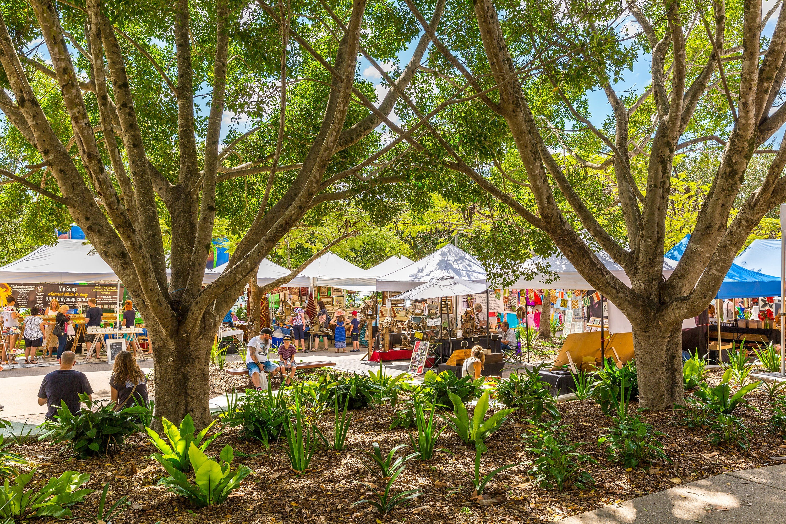 The Original Eumundi Markets - eAccommodation
