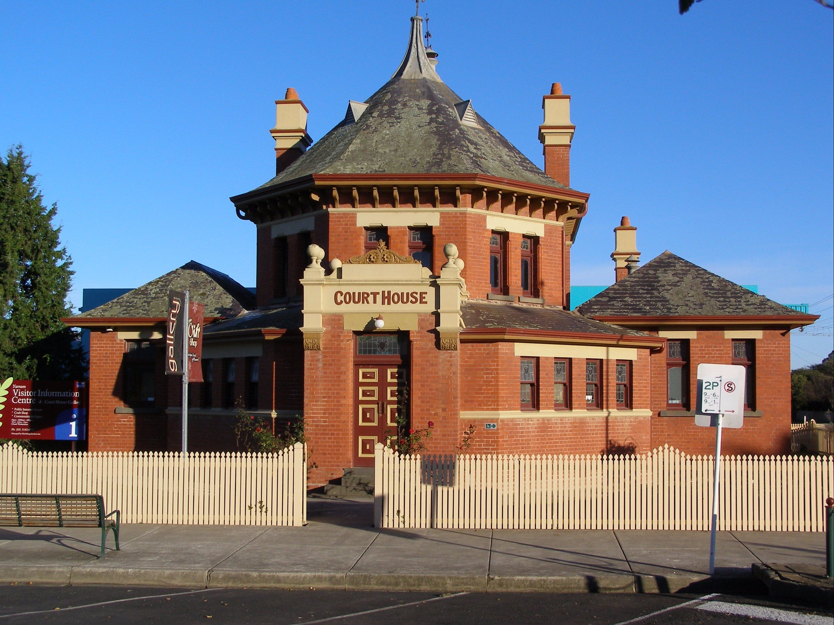 Yarram Courthouse Gallery - eAccommodation