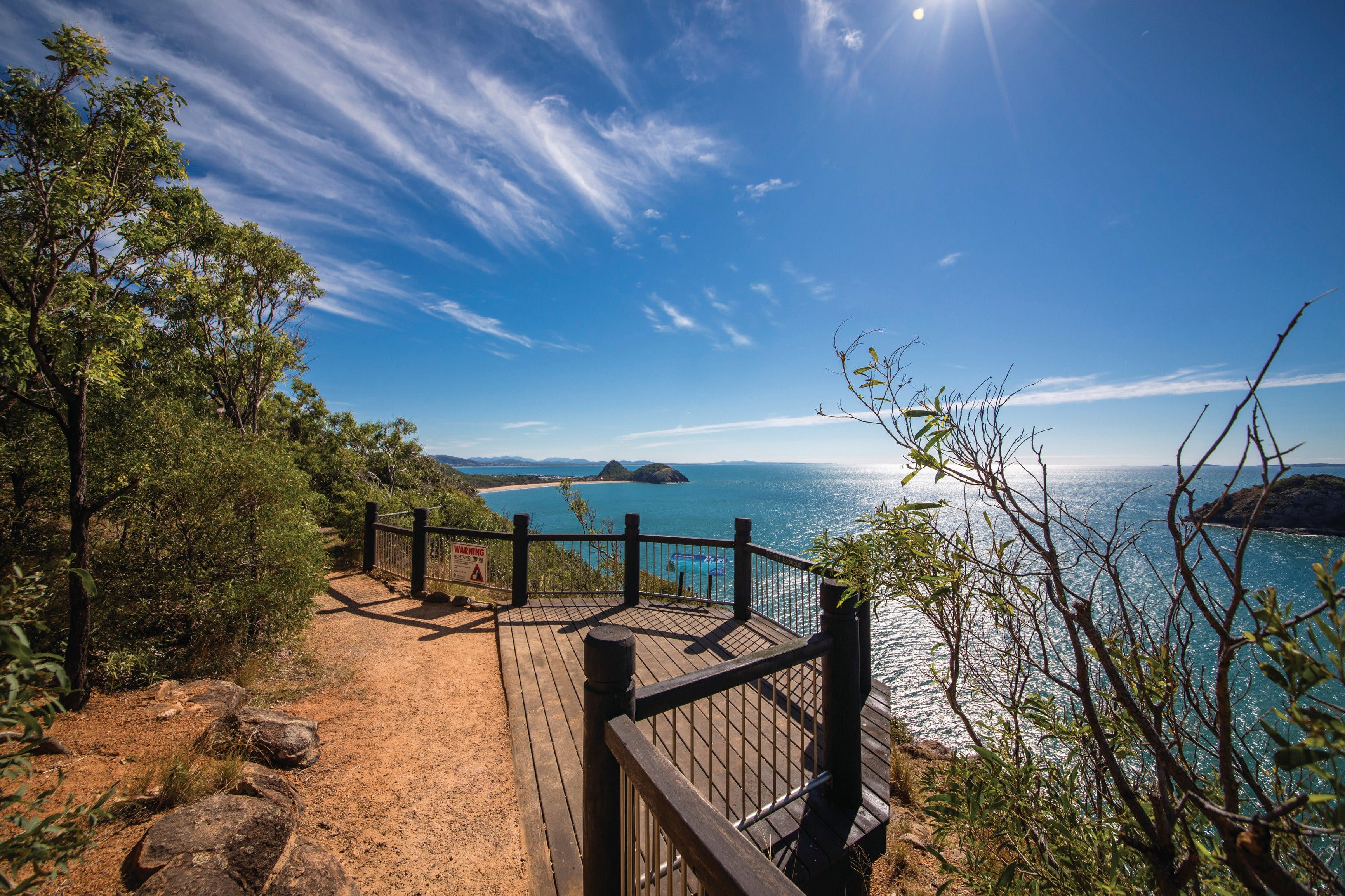 Bluff Point circuit Capricorn Coast National Park - eAccommodation