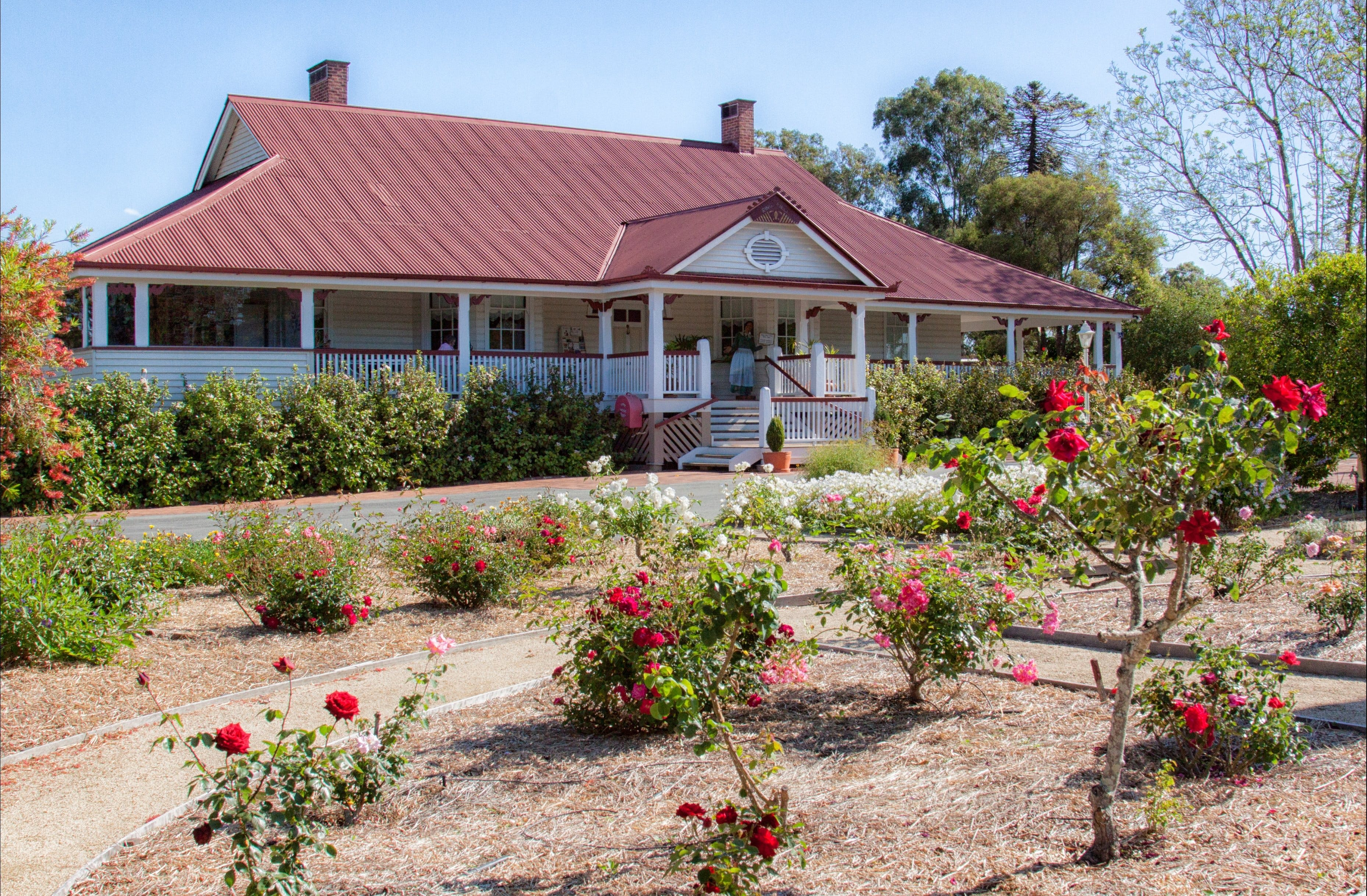 Ringsfield House Nanango - eAccommodation