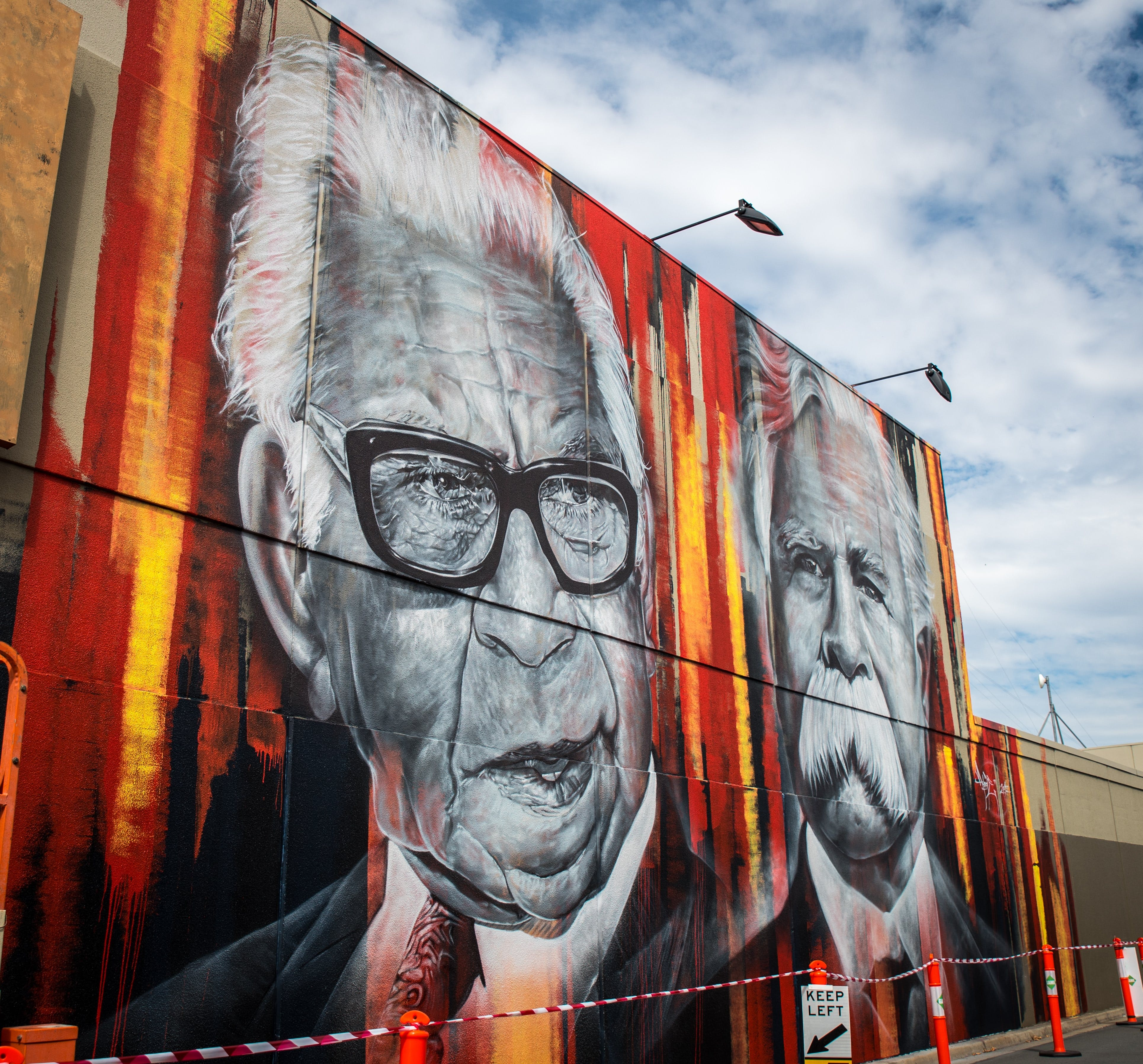 Shepparton Aboriginal Street Art Project Murals - eAccommodation