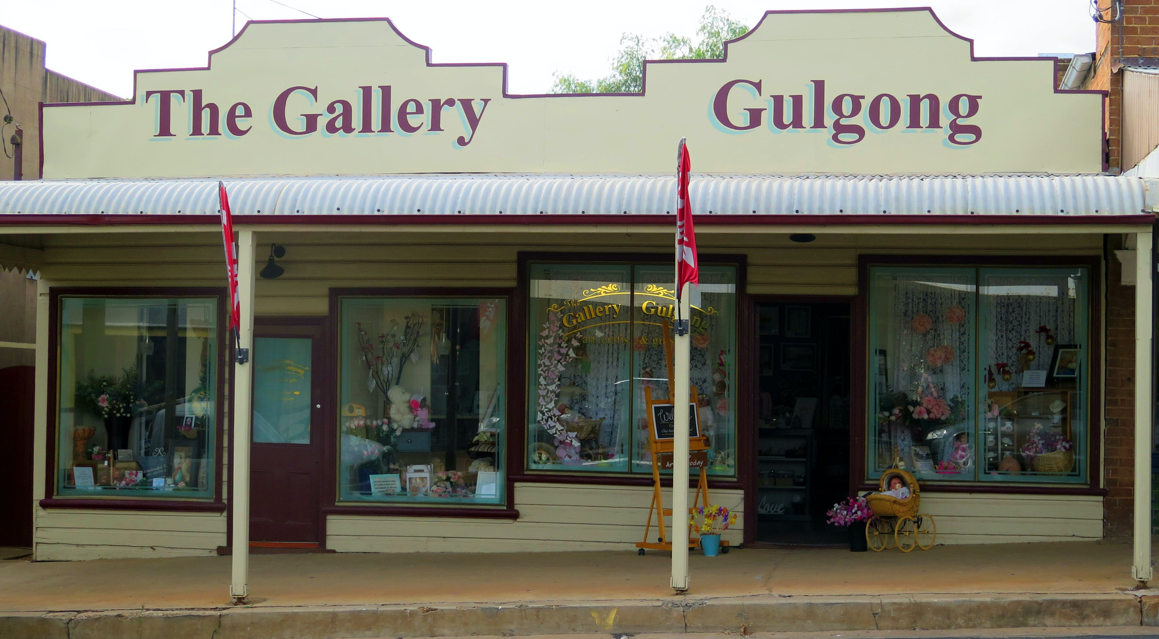 The Gallery Gulgong - eAccommodation
