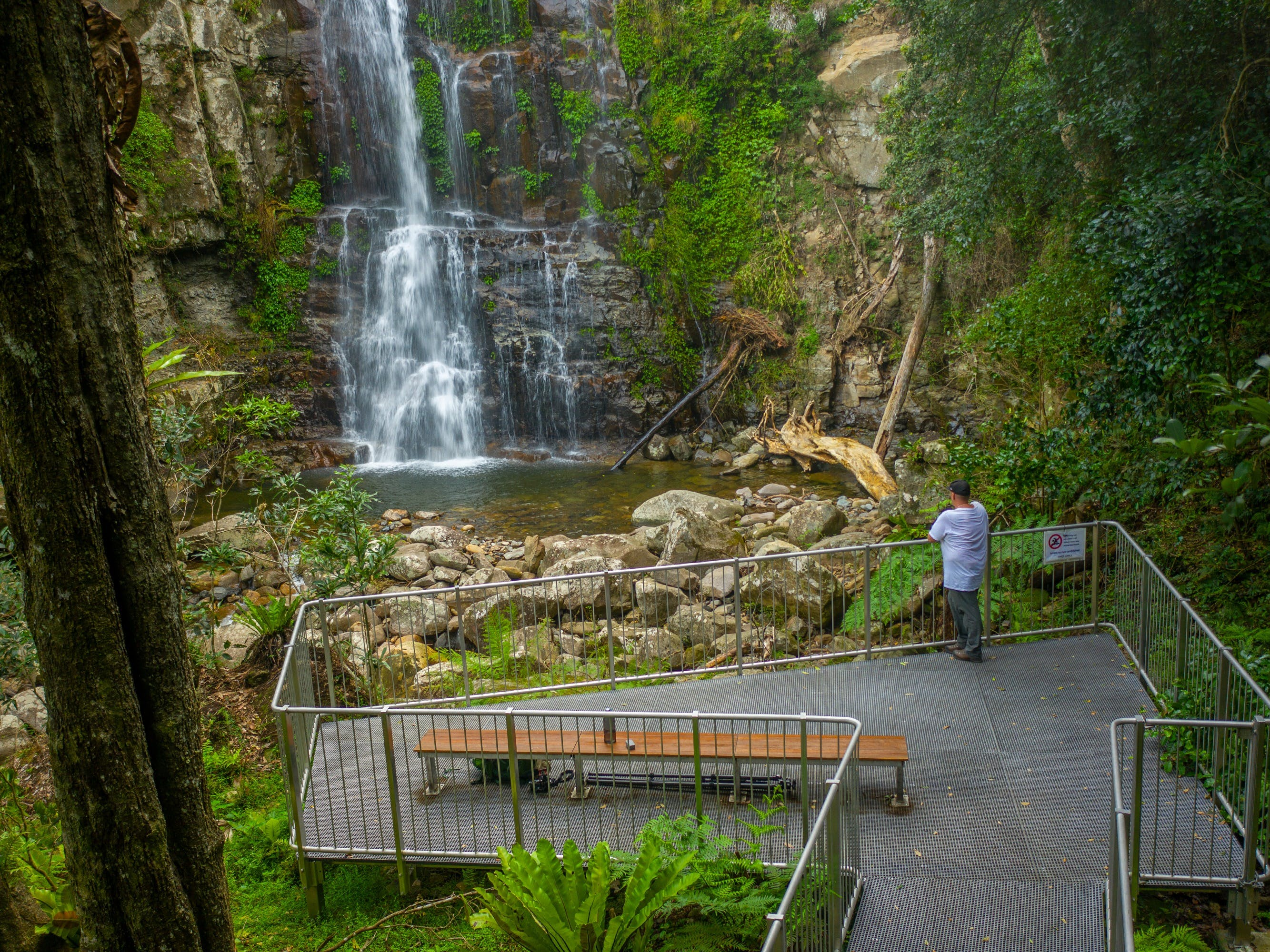 The Falls Walk Budderoo National Park - eAccommodation
