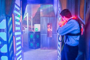 Kingpin Macarthur Square Laser Tag - eAccommodation