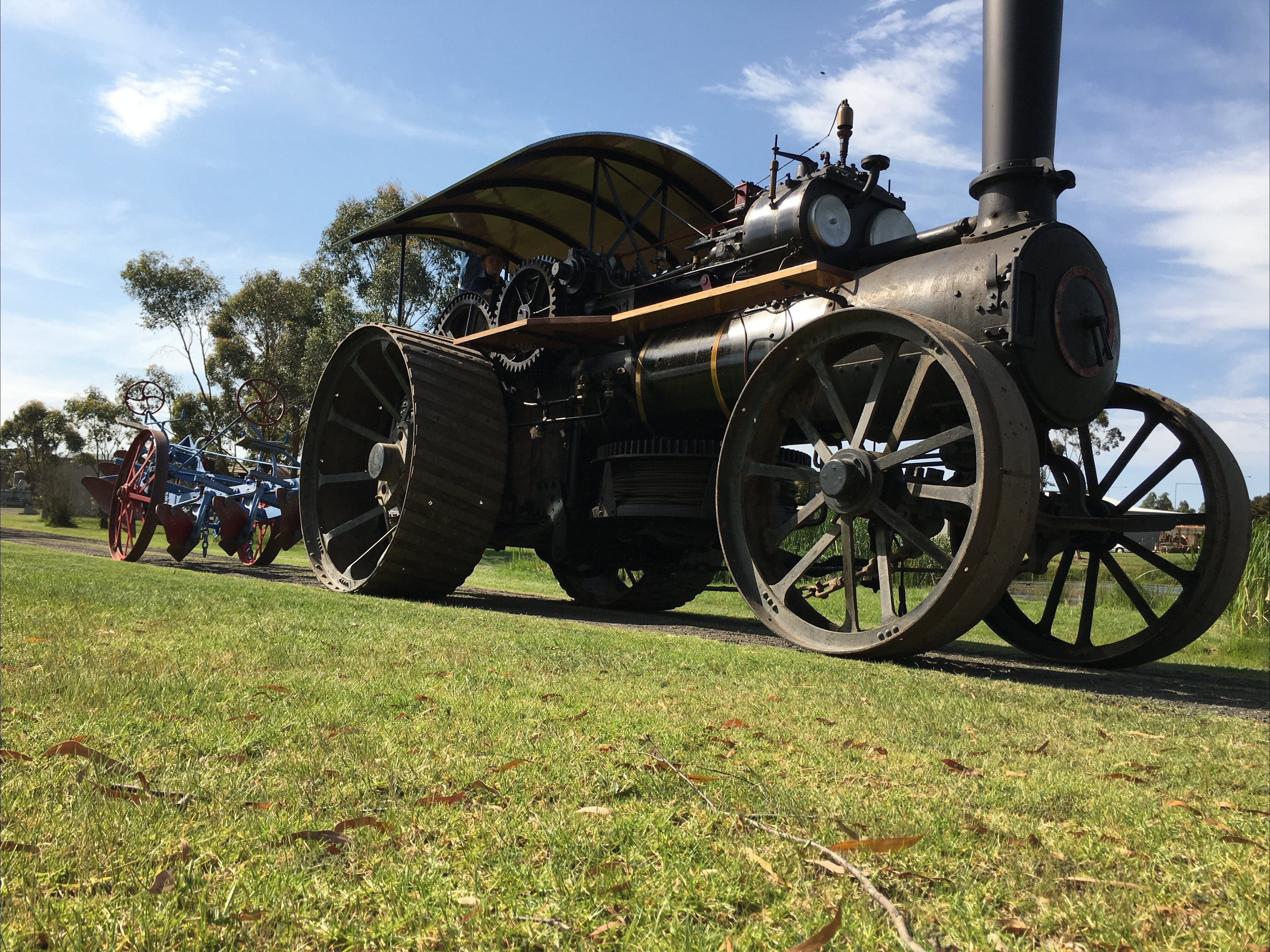 Melbourne Steam Traction Engine Club - eAccommodation