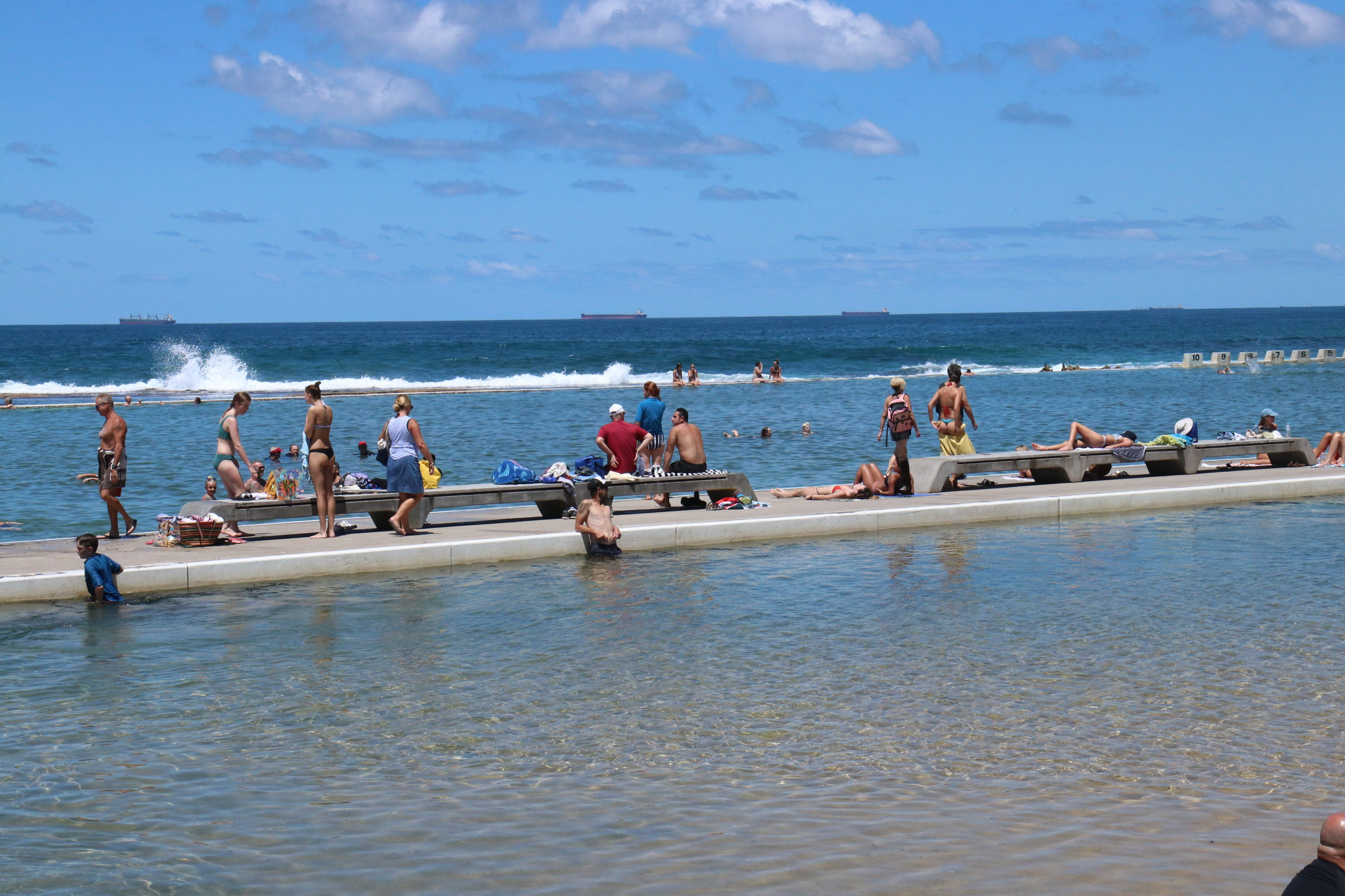 Merewether Ocean Baths - eAccommodation