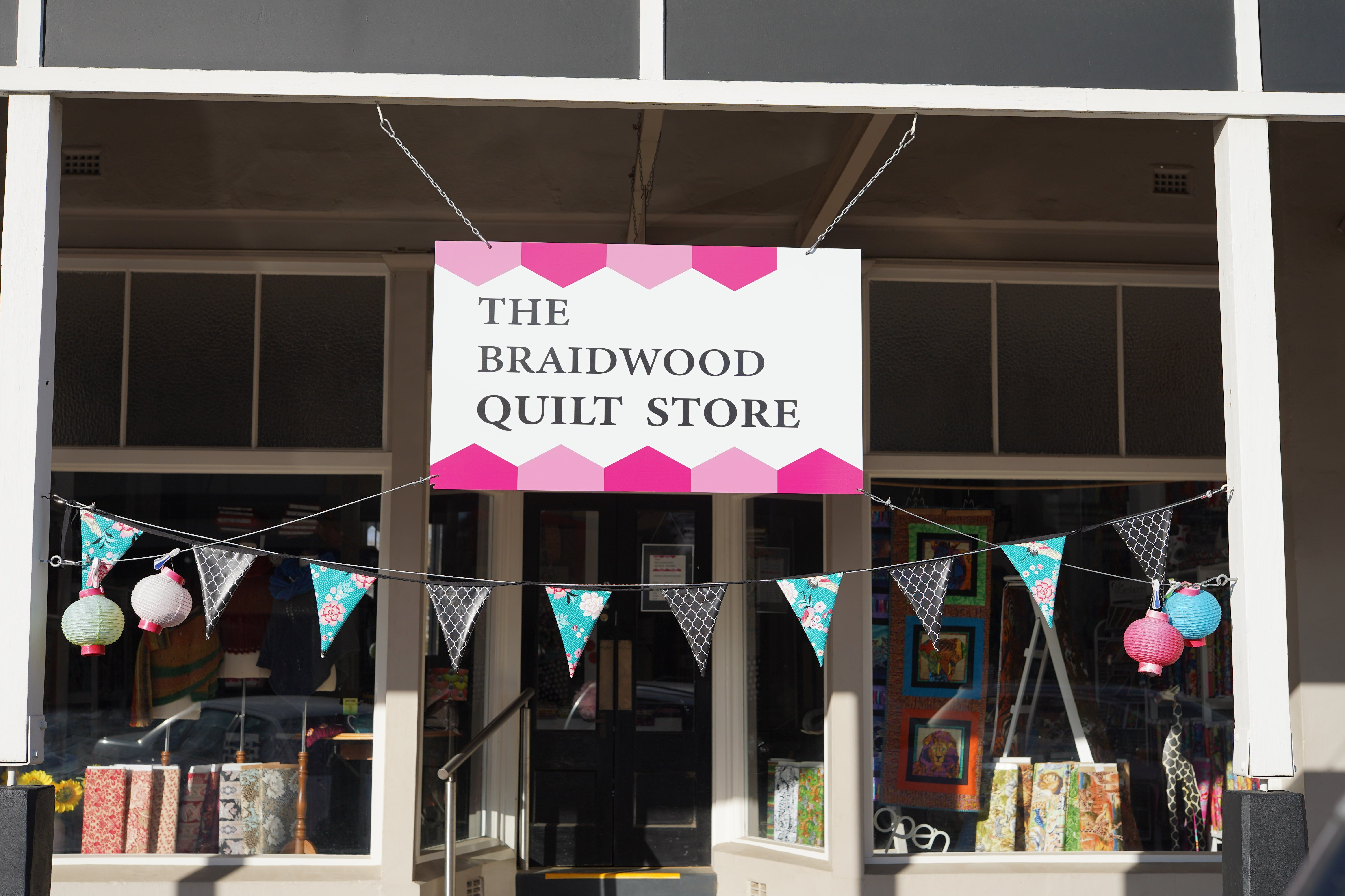 The Braidwood Quilt Store - eAccommodation