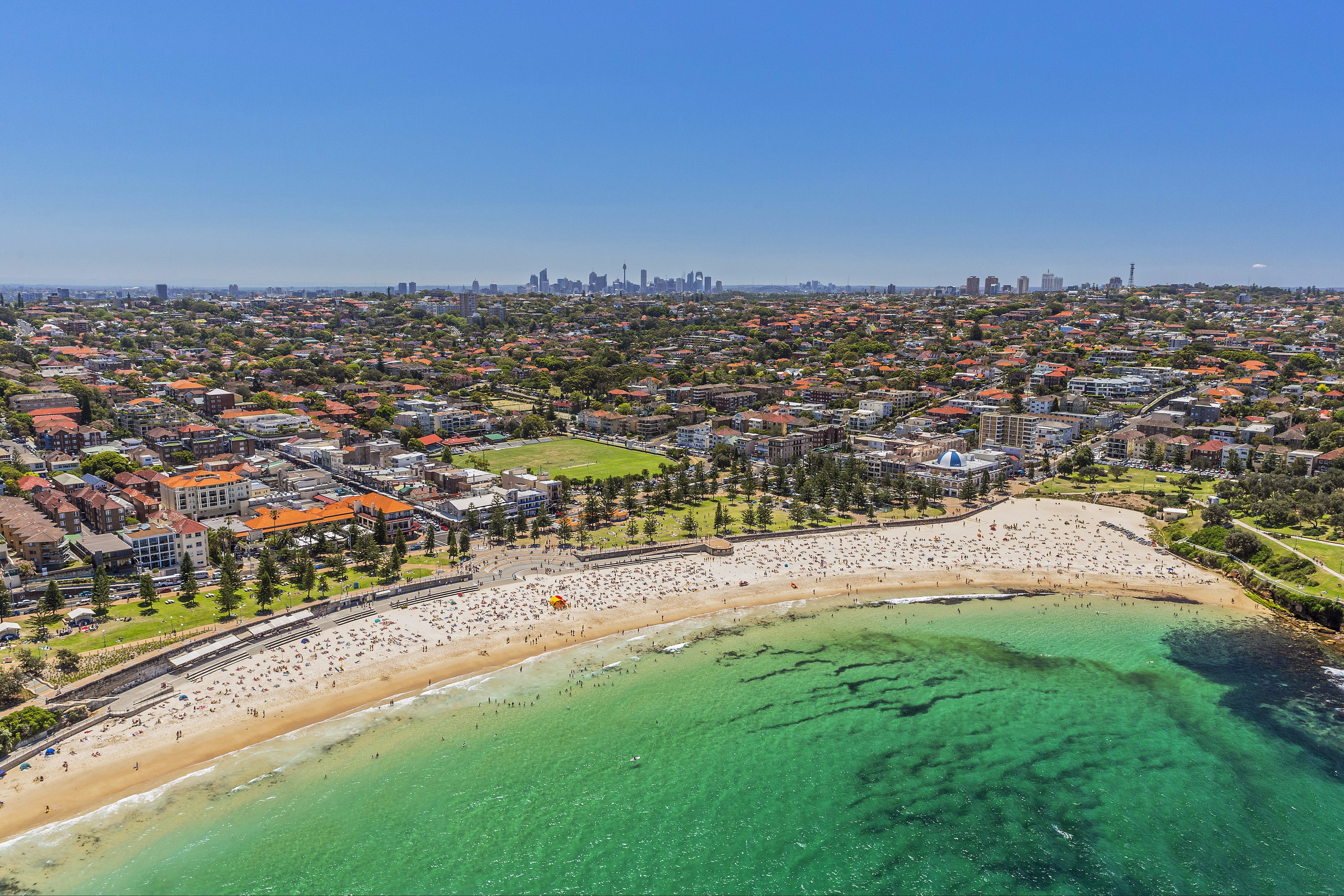 Coogee Beach - eAccommodation
