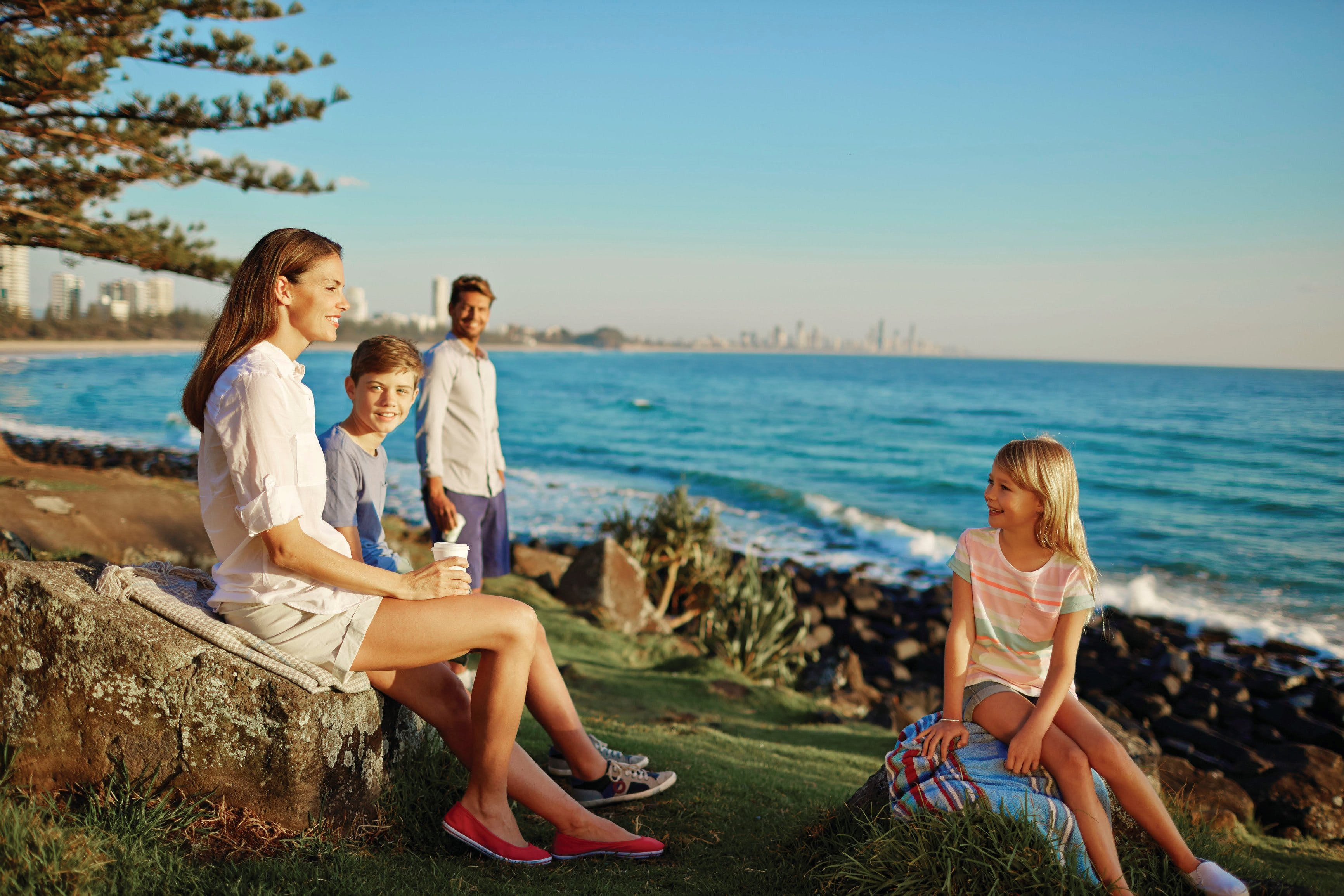 Oceanview Walk Burleigh Head National Park - eAccommodation