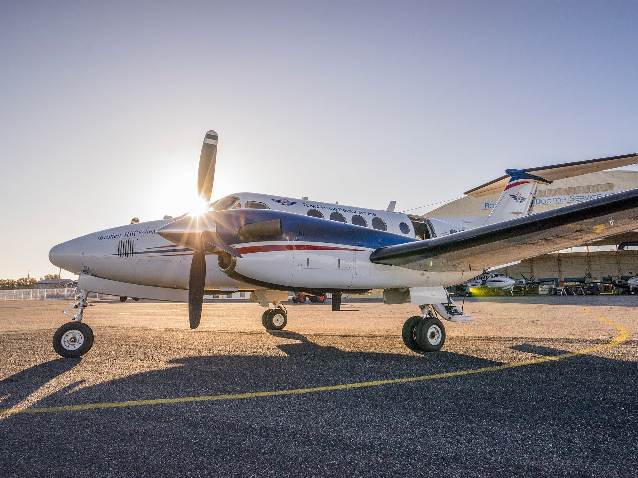 The Royal Flying Doctor Service Outback Experience in Broken Hill - eAccommodation