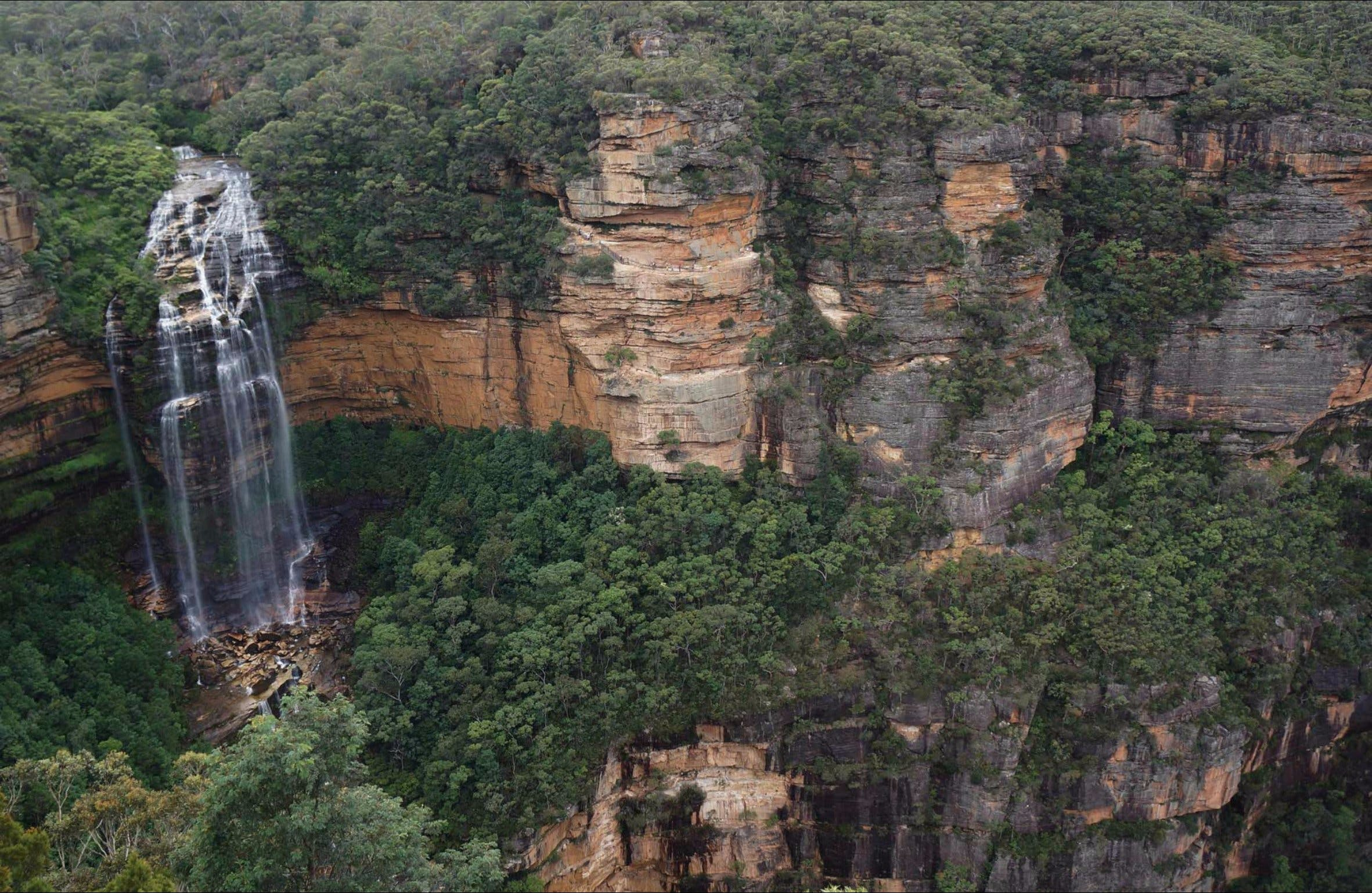 Wentworth Falls Lookout - eAccommodation