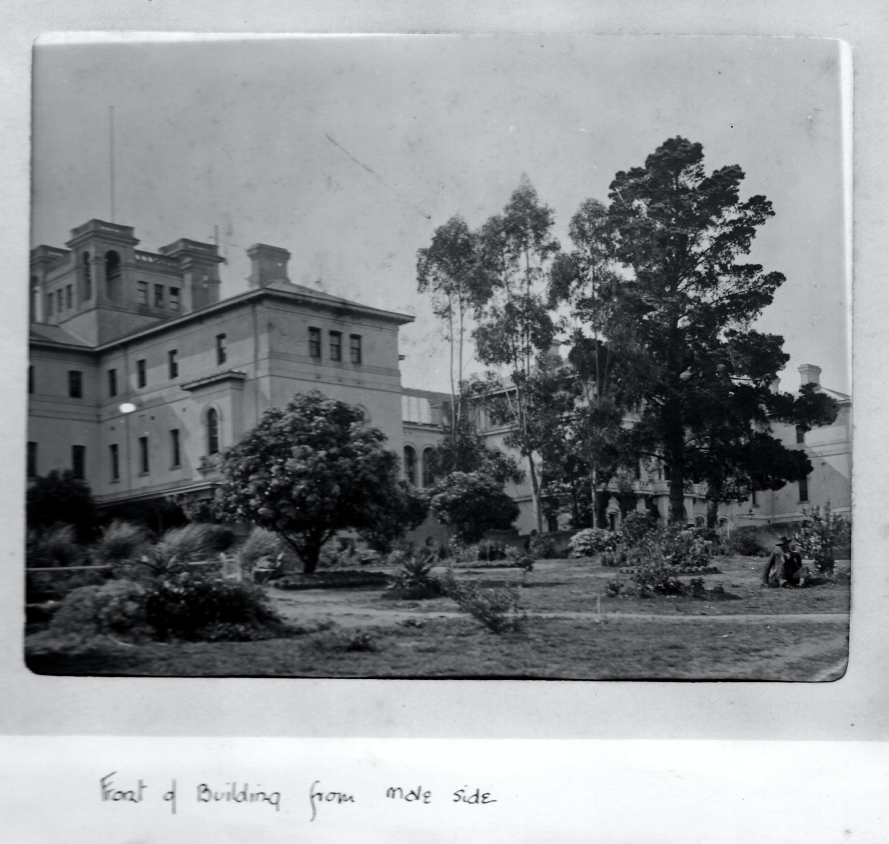 Aradale Lunatic Asylum - eAccommodation