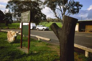 Black Stump Rest Area - eAccommodation
