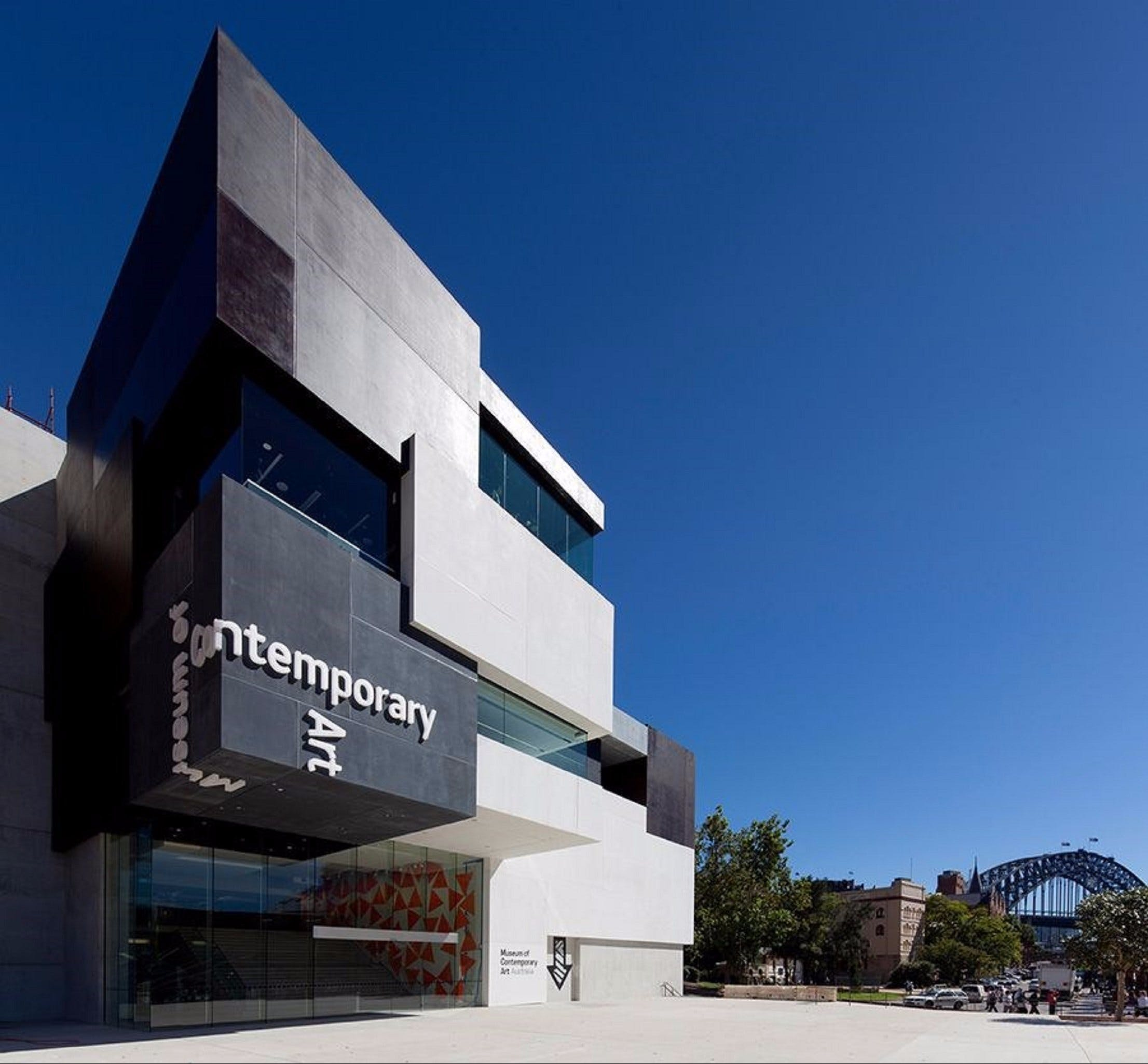 Museum of Contemporary Art Australia - MCA - eAccommodation