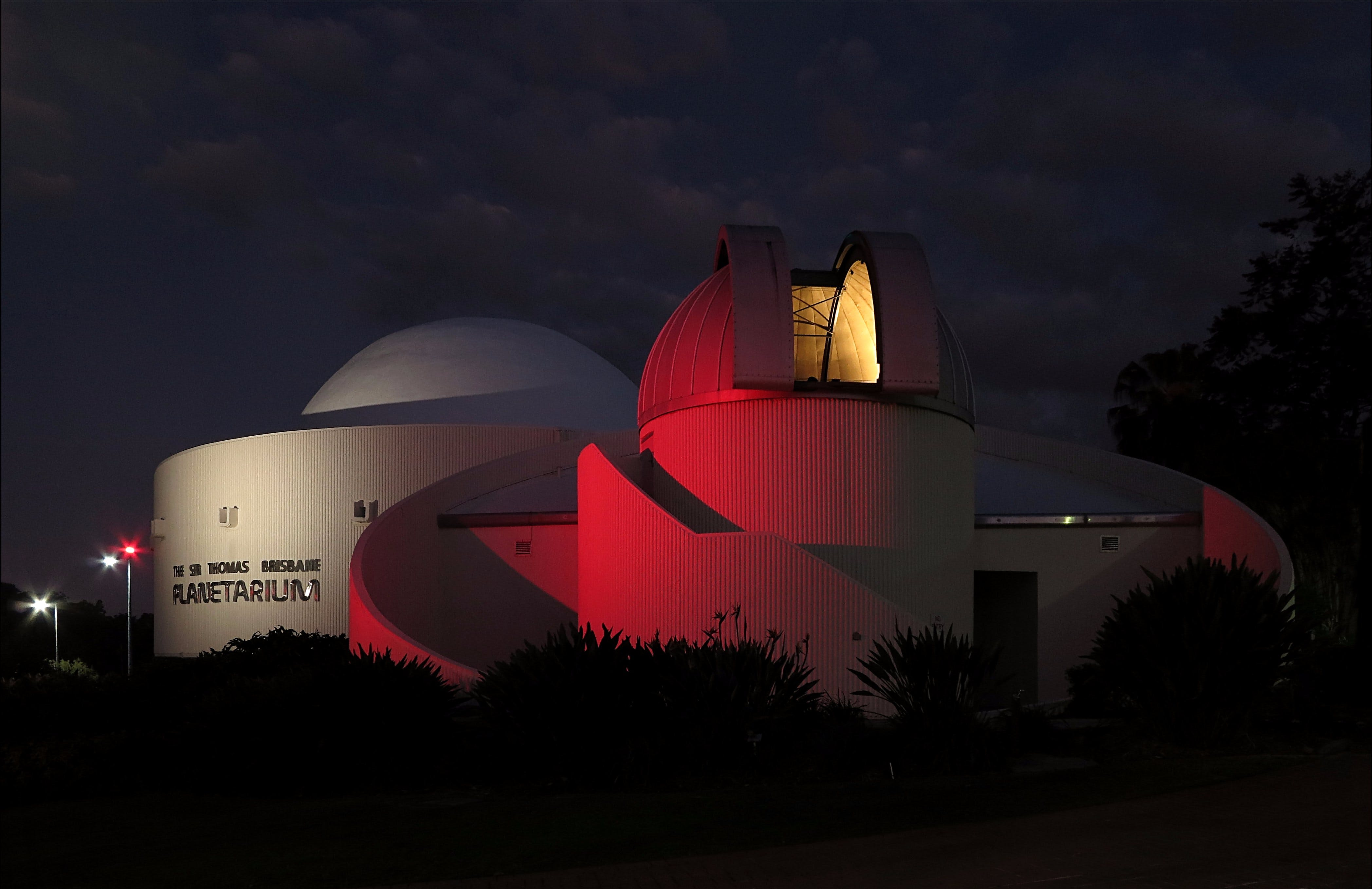Sir Thomas Brisbane Planetarium - eAccommodation