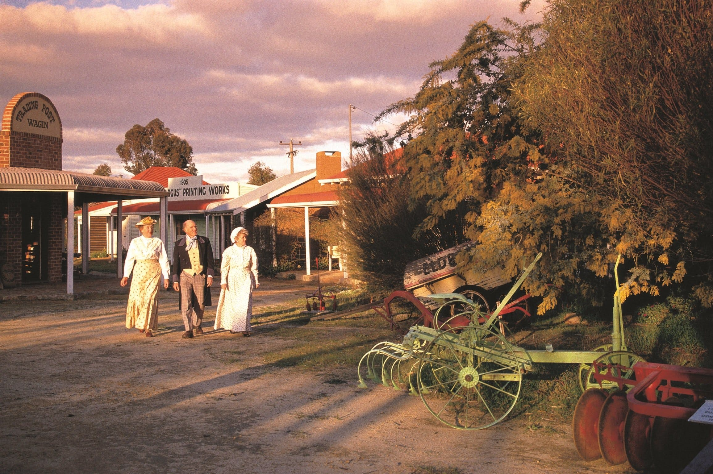 Wagin Historical Village - eAccommodation