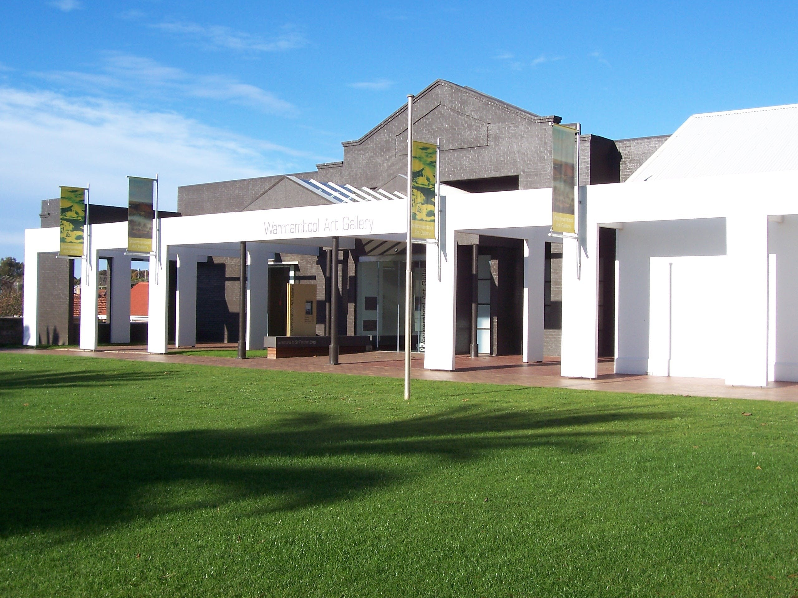 Warrnambool Art Gallery - eAccommodation