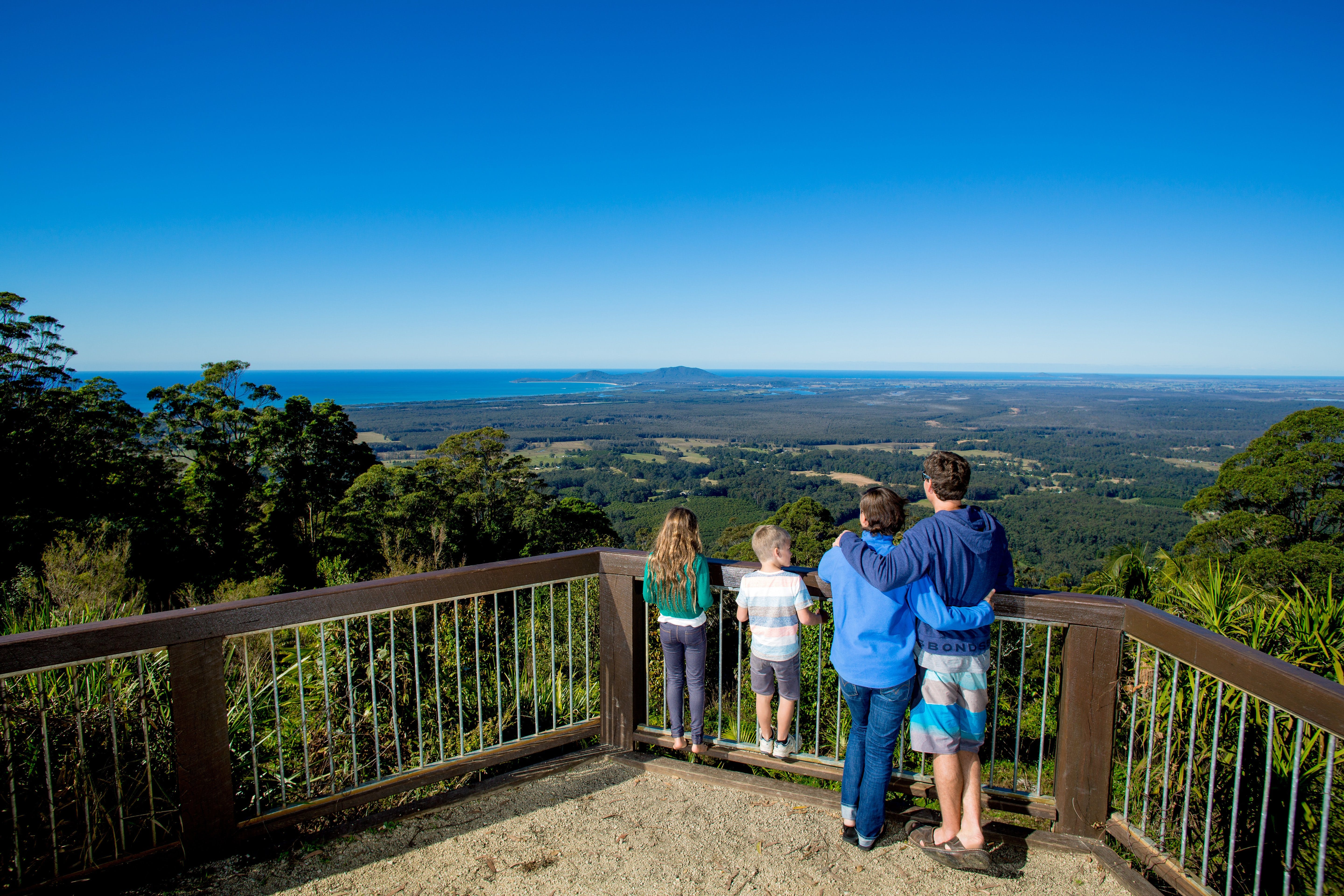 Mount Yarrahapinni Lookout - eAccommodation