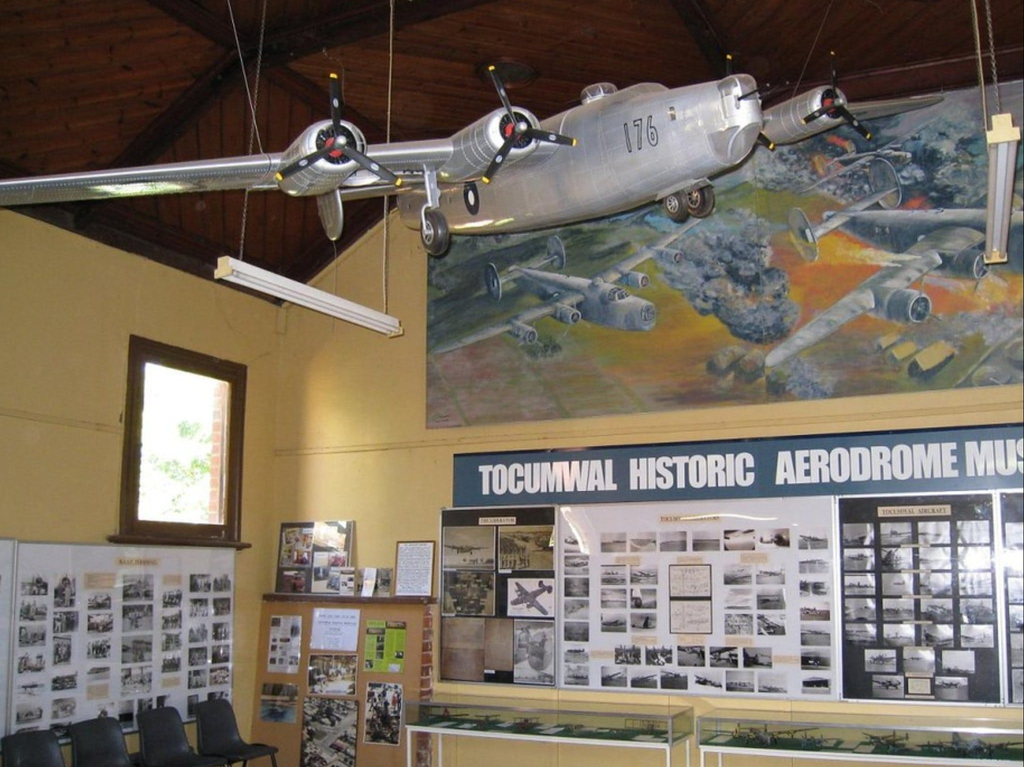 Tocumwal Historic Aerodrome Museum - eAccommodation