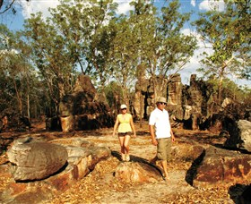 The Lost City - Litchfield National Park - eAccommodation