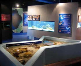 Marine and Freshwater Discovery Centre - eAccommodation