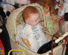 Little Darlings Doll Museum and Coffee Shop - eAccommodation