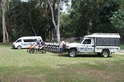 Cape York Motorcycle Adventures - eAccommodation
