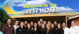 The Crest Hotel Sylvania - eAccommodation