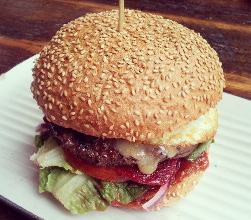 Grill'd Healthy Burgers - eAccommodation