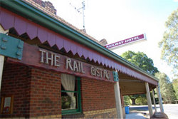 Railway Hotel - eAccommodation
