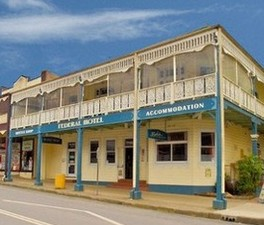 Federal Hotel Bellingen - eAccommodation