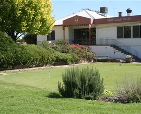 The Yass Golf Club - eAccommodation