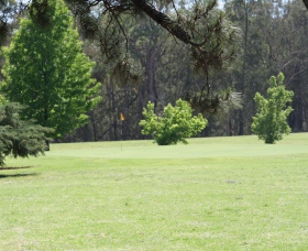 Inverell Golf Club - eAccommodation