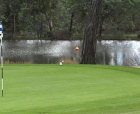 Hepburn Springs Golf Club - eAccommodation