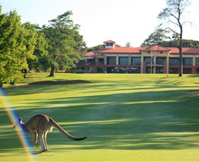 Royal Canberra Golf Club - eAccommodation