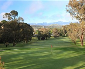 Federal Golf Club - eAccommodation