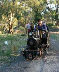 Jerilderie Steam Rail and Heritage Club Inc - eAccommodation
