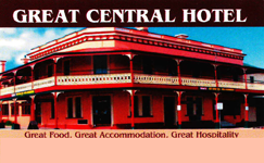 Great Central Hotel - eAccommodation