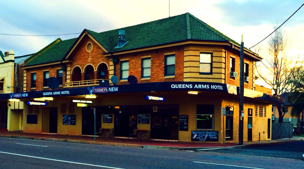 Queens Arms Hotel - eAccommodation