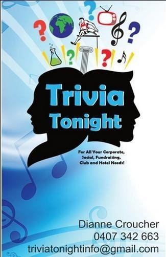 Trivia Tonight - eAccommodation