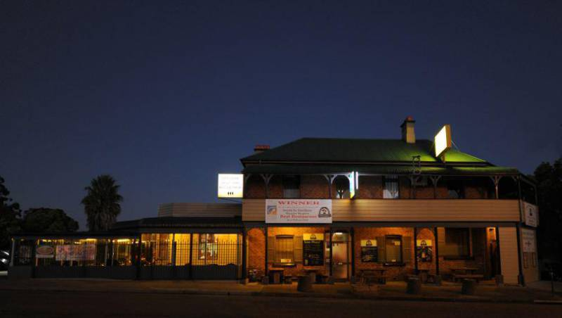 Bushrangers Bar  Brasserie - eAccommodation