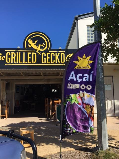 The Grilled Gecko Cafe - eAccommodation