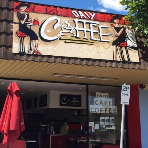 Daly Coffee Den - eAccommodation