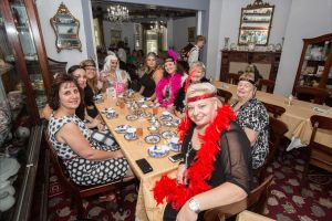 Bygone Beauty's Traditional High Tea Supreme for Good Food Month. - eAccommodation